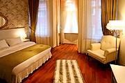 При строительстве отеля были использованы безопасные для экологии материалы. // fiveboutiquehotel.com