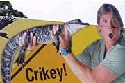 Стив Ирвин был бесстрашным охотником за крокодилами. // travel.webshots.com