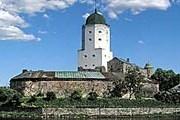 Выборгский замок построен в 1293 году. // wikipedia.org