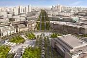В Capital District разместятся все государственные структуры и посольства. // ameinfo.com