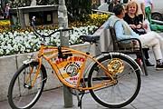 Прокат велосипедов появится в Будапеште. // budapest-tourist-guide.com