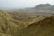 Вид на пустыню Негев // avialine.com