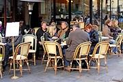 В Париже не будет уличных кафе. // webshots.com