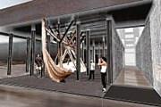 Один из залов будущего музея. // www.svd.se