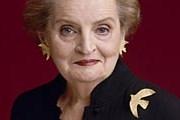Бывший госсекретарь США Мадлен Олбрайт. // colorado.edu