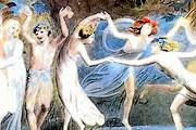 Блейк - самый романтичный английский художник. // wordpress.com