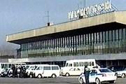 Терминал аэропорта Иркутска до реконструкции // flexcom.ru