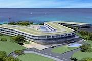 Отель является частью комплекса Punta Skala. // matteothun.com