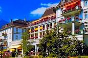 Отель разместится в здании, построенном в XIX веке. // boarding.no
