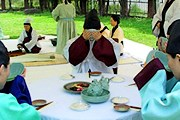 Гости смогут принять участие в чайной церемонии. // visitkorea.or.kr