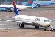 Самолет авиакомпании Delta // Airliners.net