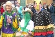 В Новом Орлеане проходит множество красочных мероприятий. // eunice-la.com
