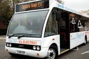 Такие автобусы не загрязняют воздух. // timesonline.co.uk