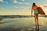 В Крыму сокращается число бесплатных пляжей. // GettyImages / James Forte