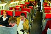 Интерьеры поездов изменятся. // hospitalityline.co.uk
