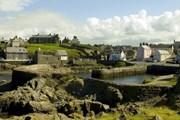 Портсой - очаровательный шотландский городок. // GettyImages