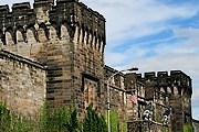 Eastern State Penitentiary была закрыта в 1971 году. // wikipedia.org