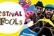 Афиша фестиваля // foolsfestival.com