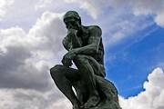 На выставке представлены скульптуры Родена. // Travel.ru