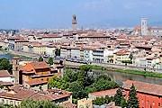 Флоренция остается популярной среди российских туристов. // monnalisa.it