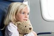 Не все дети ведут себя в полете спокойно. // B2M Productions