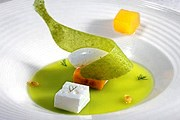 Владелец ресторана каждый год обновляет меню. // elbulli.com