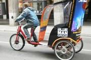 Велотакси распространены на улицах многих городов мира. // А.Баринова