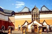 Третьяковская галерея будет работать бесплатно. // mapofmoscow.ru