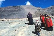 Большинство посетителей Тибета - местные туристы. // GettyImages