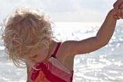 Отдых с детьми - не простое занятие. // Mark Lund
