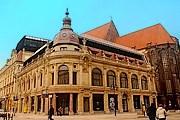 Отель расположен в центре города. // wikimapia.org