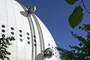 Проект аттракциона Sky View // globearenas.se