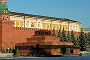 Мавзолей закроют на время праздников. // kotomka2.msk.ru