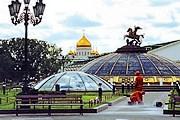 Станция находится в центре города. // hydrobeton.ru