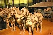 Современные скульпторы изваяли пехоту, генералов, офицеров, лучников и лошадей. // museum.ru