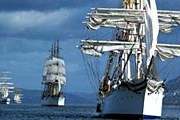 Регата Tall Ship Atlantic - эффектное зрелище. // flightsafrica.co.uk