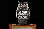"""Париж приглашает на """"Ночь в музеях"""". // paris.fr"""