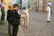 Звание культурной столицы привлекает дополнительное число туристов. // А.Баринова