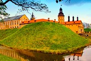 Туристы смогут больше узнать о замке. // fotki.yandex.ru/mayya