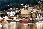 Курортный город Колуин-Бей в Уэльсе // GettyImages