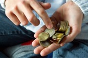 Больше всего денег в Латвии потратили жители Литвы. // GettyImages