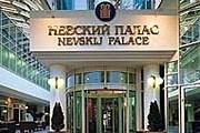 «Невский Палас» расположен на Невском проспекте. // nevskypalace.ru