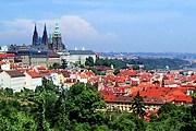 Прага остается самым популярным городом среди туристов. // czechtour.net