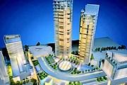 Отель будет расположен недалеко от делового центра города. // namen.ru