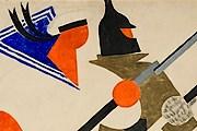 На выставке представлена история отечественного плаката. // Лебедев В. В. Красная армия и флот, защищающие пределы России. 1920 год