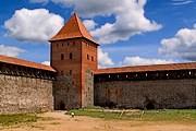 Лидский замок ожидает реставрация. // ggpht.com