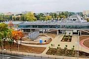 Площадь возле станции превратится в парк искусств. // tvnwarszawa.pl
