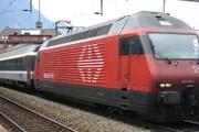 Поезд швейцарских железных дорог // Railfaneurope.net