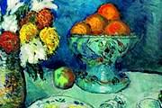 Выставка иллюстрирует влияние Сезанна на творчество Пикассо. // culture.france2.fr