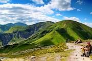 Экскурсоводы-нелегалы водили туристов в горы. // fotogalerie.pl